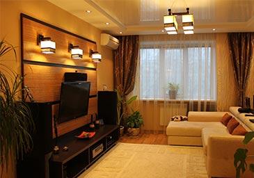 Ремонт спальни в Астрахани