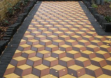 Укладка тротуарной плитки в Астрахани